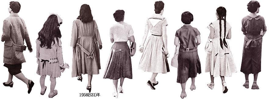 9c84b5b3fe9867 ... だけのベルト)や、リボンなどで、後ろに凝ったデザインが多かった、のでしょうか?グラフ誌や洋裁誌に特集が目立ちます。この頃は既製服 も出回りつつあったのです ...