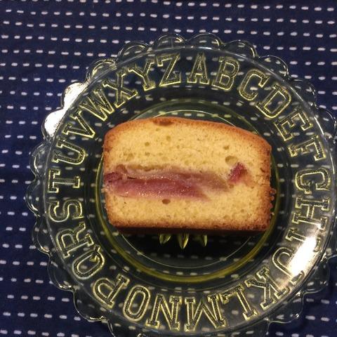 紅玉りんごのパウンドケーキいかがですか?(^^)
