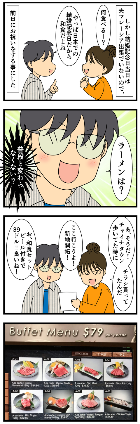 結婚記念日 (3)