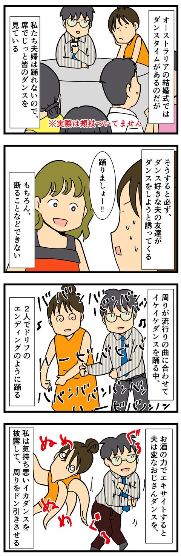 社交ダンスを習いに行った! (2)