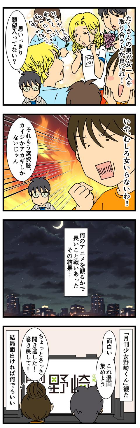 好みのアニメ (3)