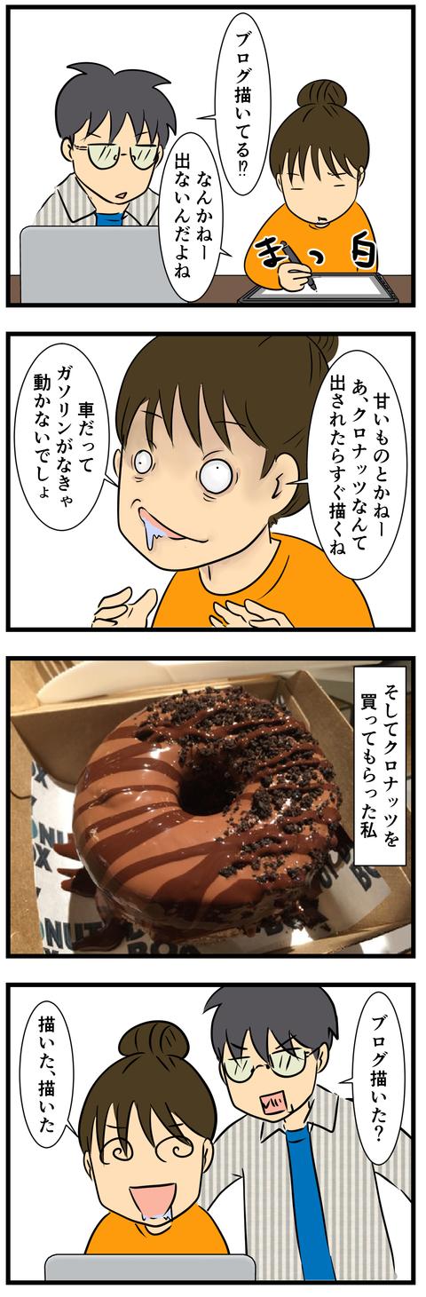 漫画を描くとき (3)