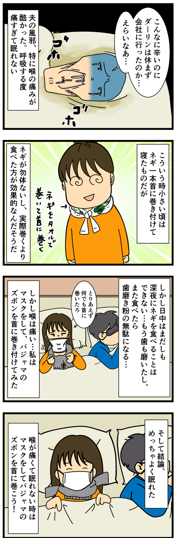 夫の風邪 (3)