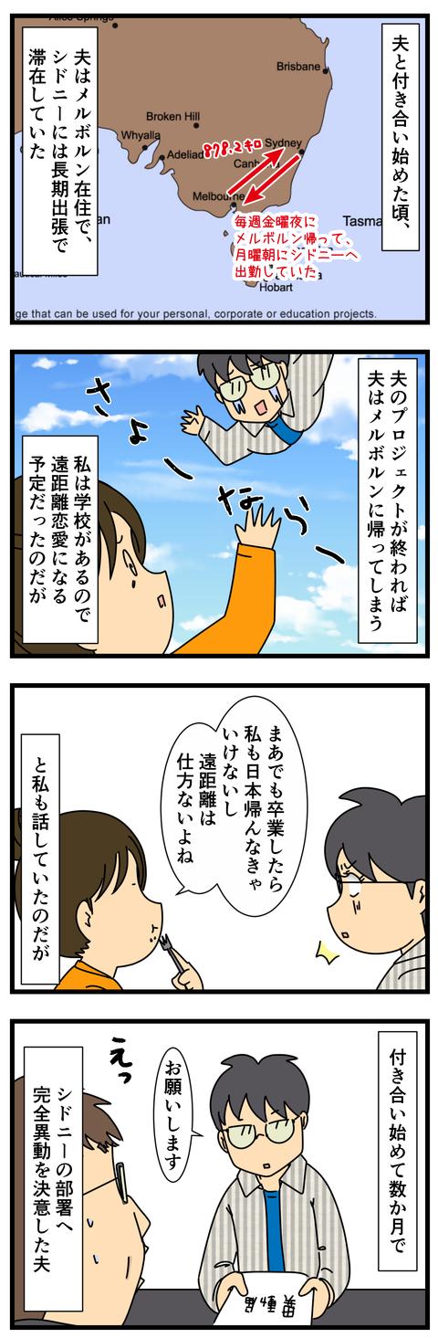 付き合い始めの頃 (4)