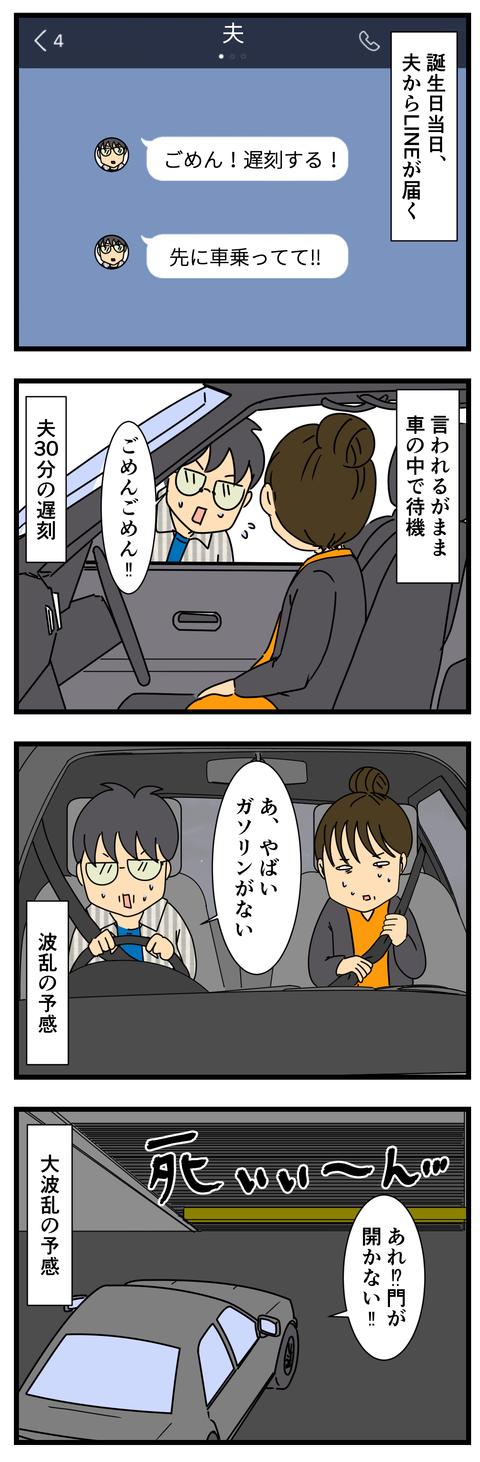 バースデーでいなー! (2)