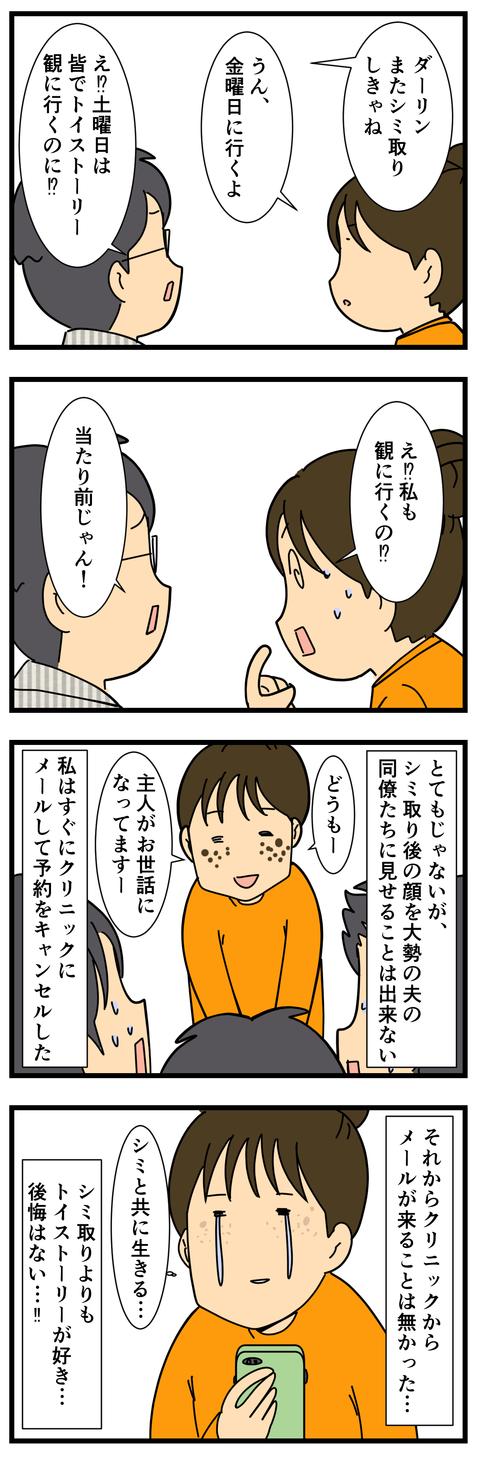 シミか、トイストーリーか (3)