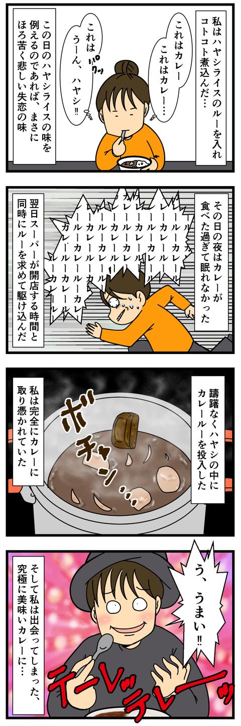 カレーライスにこれを混ぜると美味しい! (3)