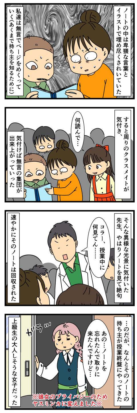 小学校の頃の思ひで (3)