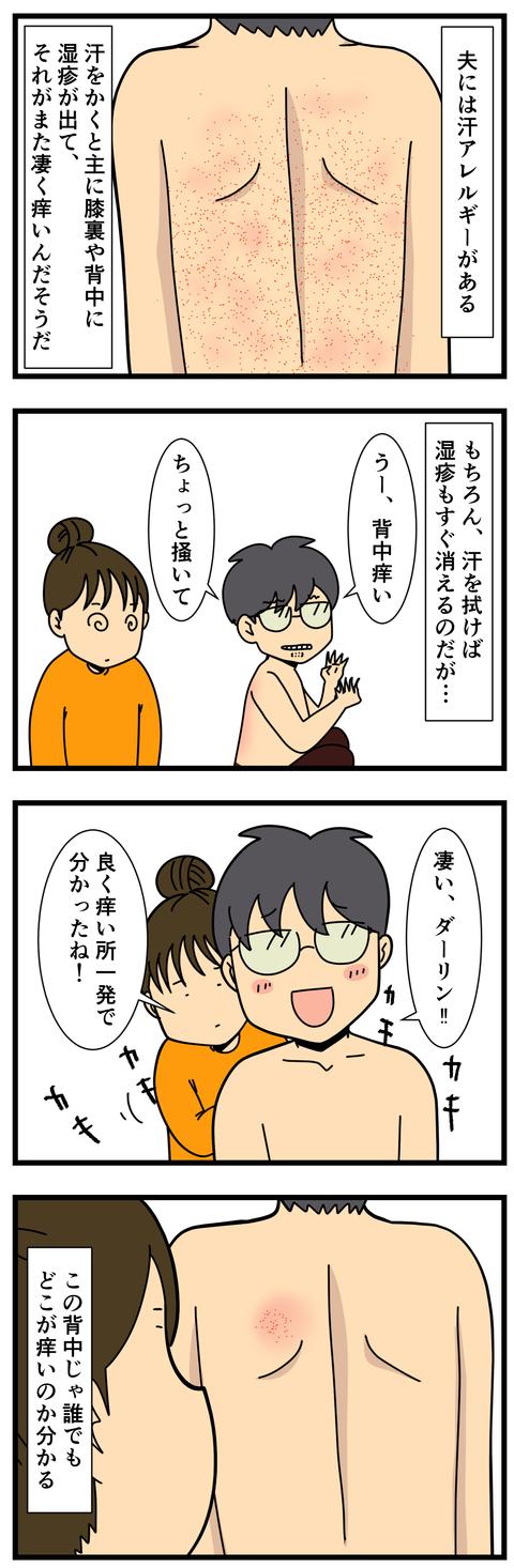 夫の背中 (2)