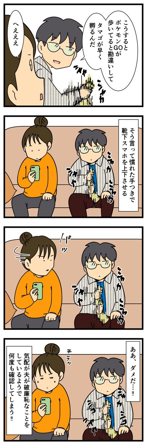 謎の靴下 (3)