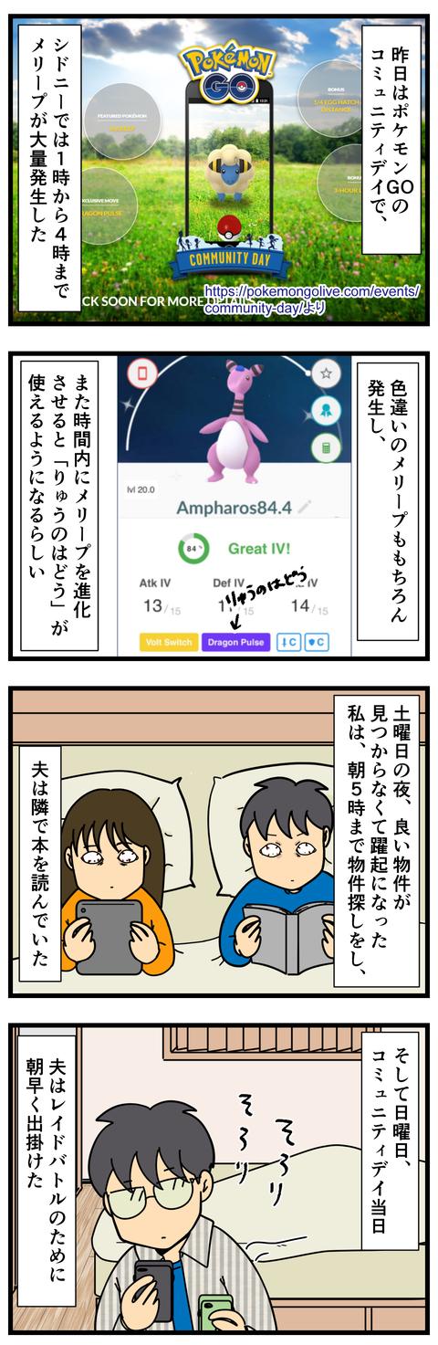 コミュニティデー (2)