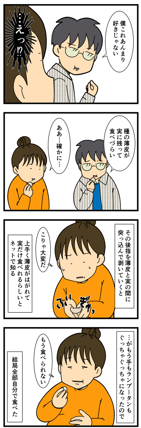 バンコクの果物 (3)