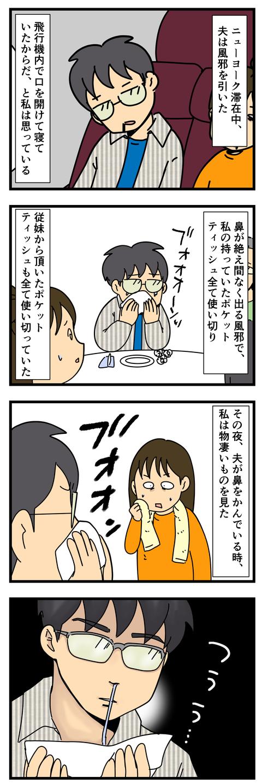 夫の風邪 (2)