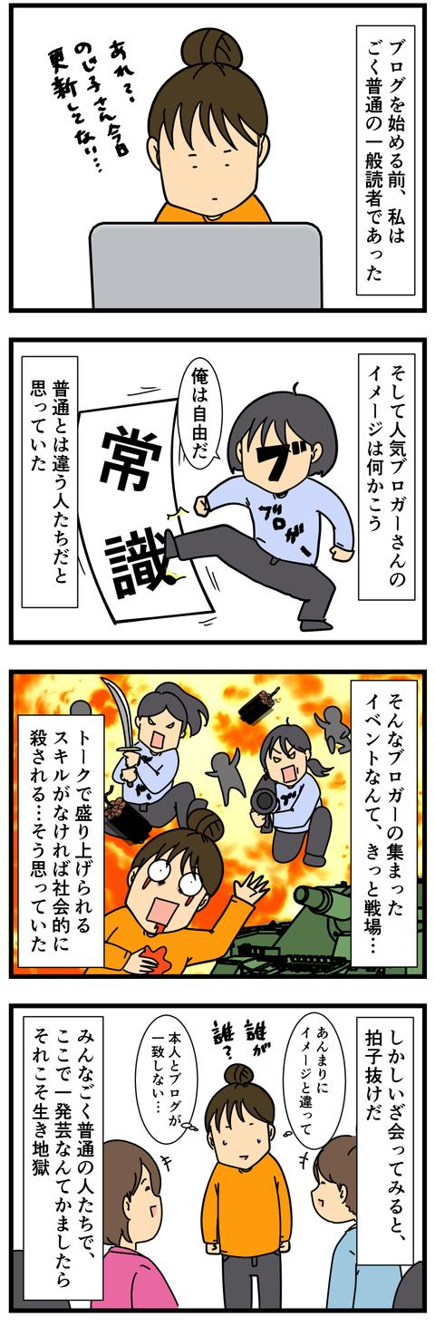 ブロガーさんのイメージ (2)