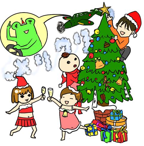 みんなとクリスマス-2