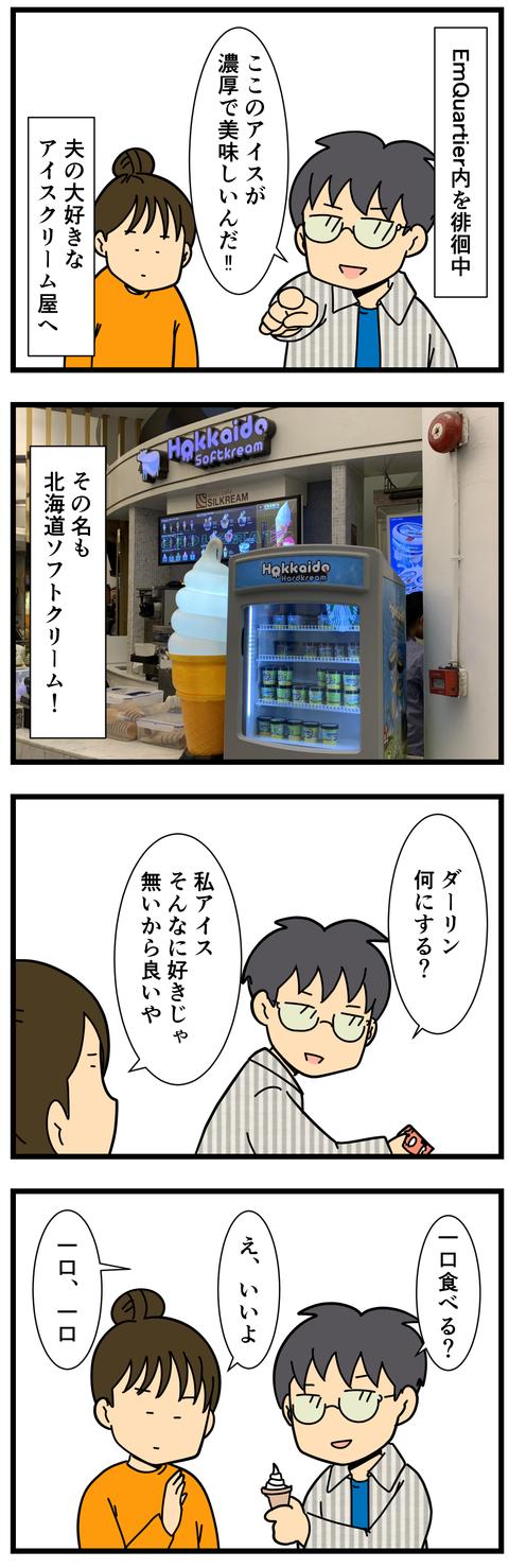 北海道アイスクリーム (2)