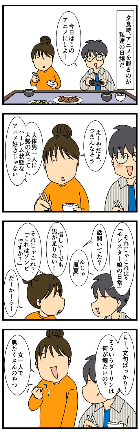 好みのアニメ (2)