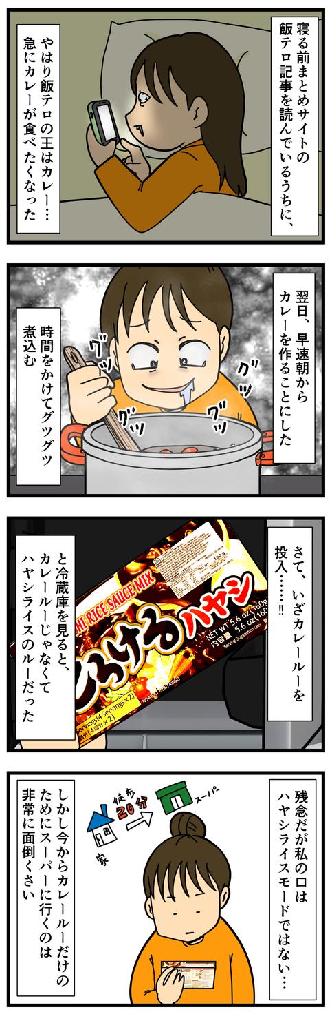 カレーライスにこれを混ぜると美味しい! (2)