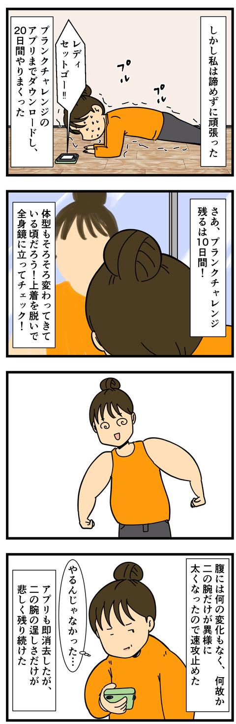 プランクチャレンジ (3)