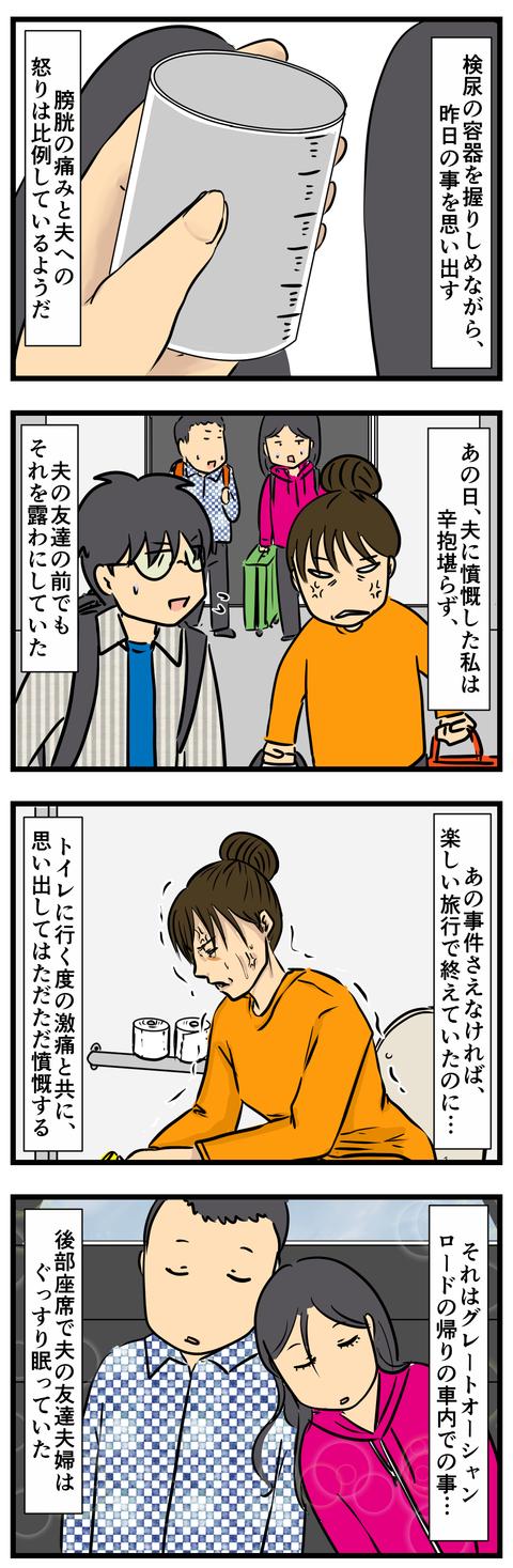 メルボルンと膀胱炎と私 (2)