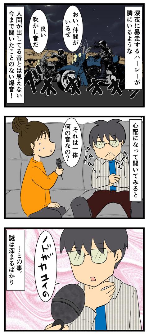 謎の爆音 (2)