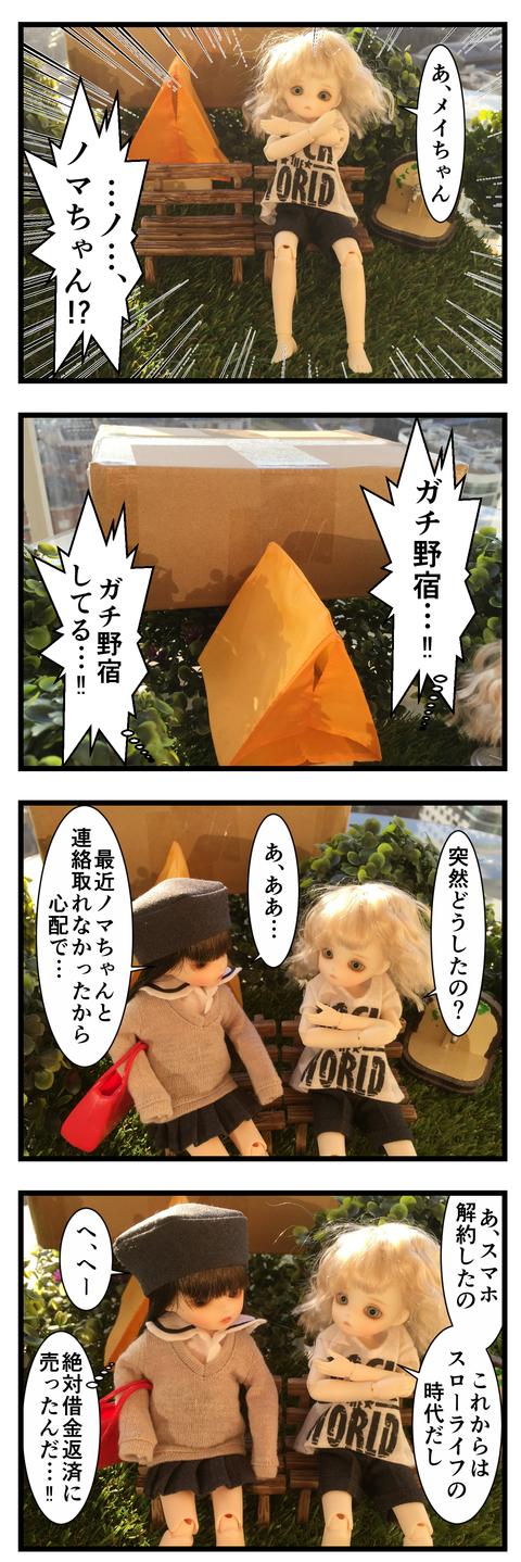 ノマちゃんを探して (3)