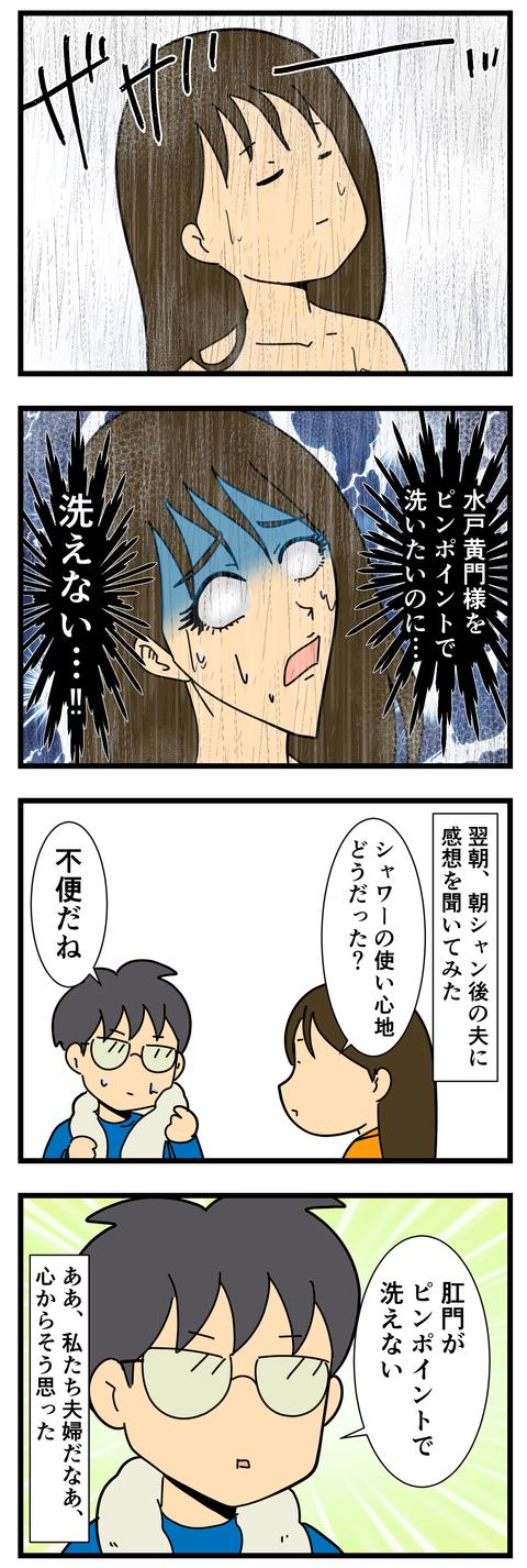 特殊なシャワー (3)