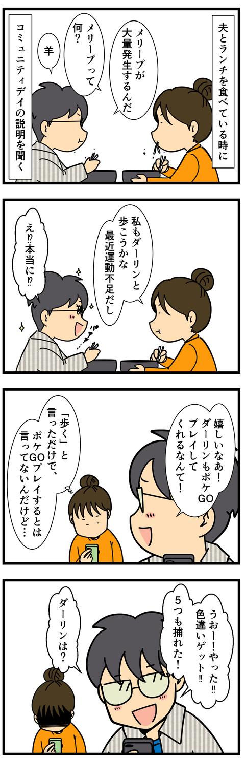 コミュニティデイ (2)