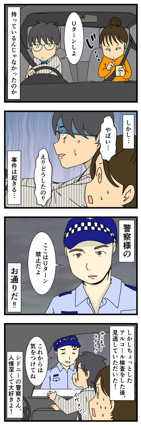 レアポケモンゲットで警察にゲットだぜ! (3)