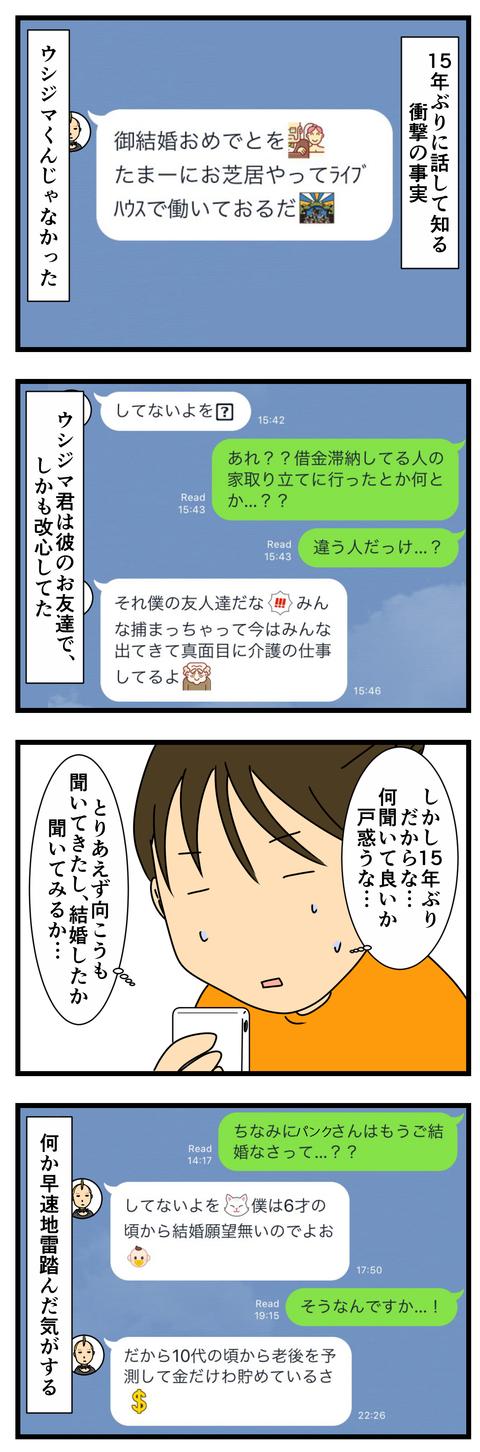 久し振りの友人 (2)
