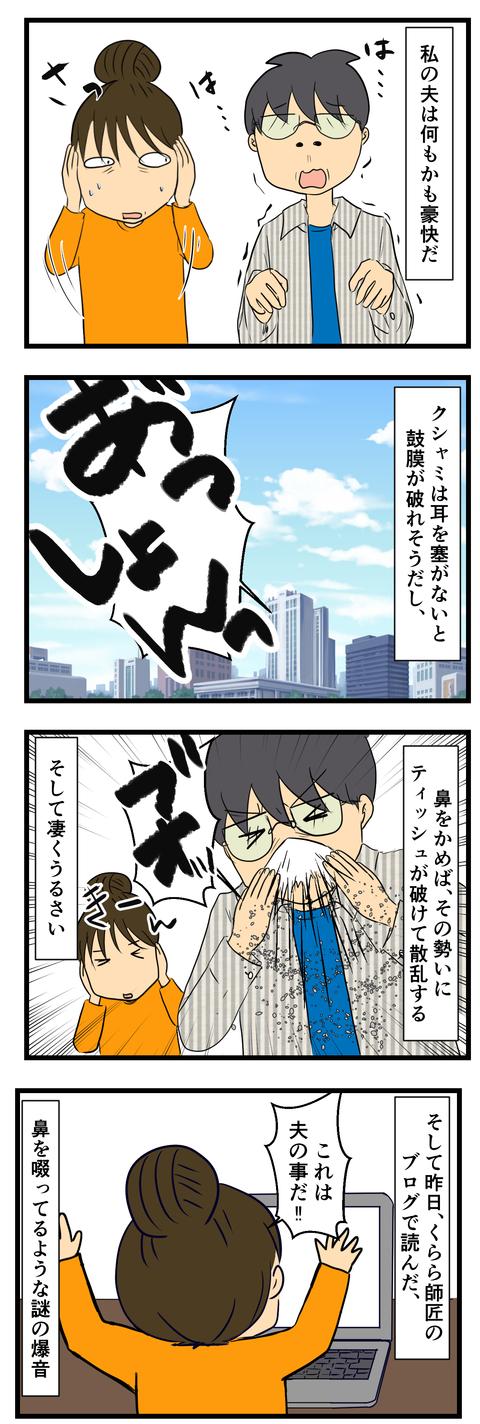 謎の爆音 (3)
