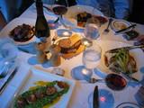 アトランタ最終日の夕食