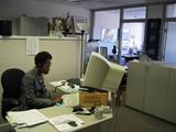 オフィスのナリ