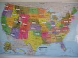 VCオフィス アメリカ地図