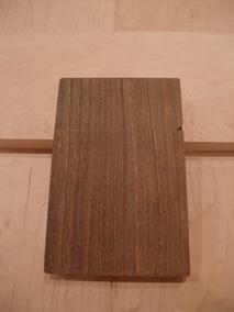 金具不使用リグナムバイタ木製名刺ケース(名刺入れ)2