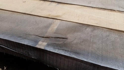 日本の楢(なら)乾燥無垢材 10