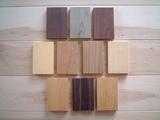 金具不使用木製名刺ケース、二期製作集合写真