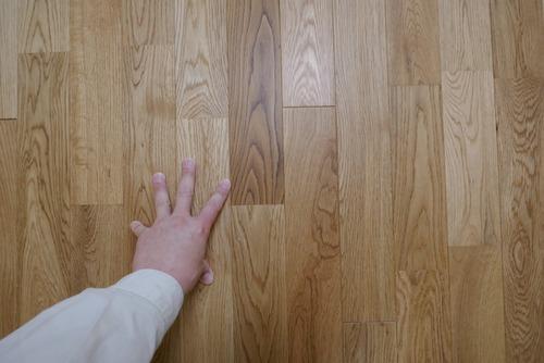 リフリーオーク床暖房向け6