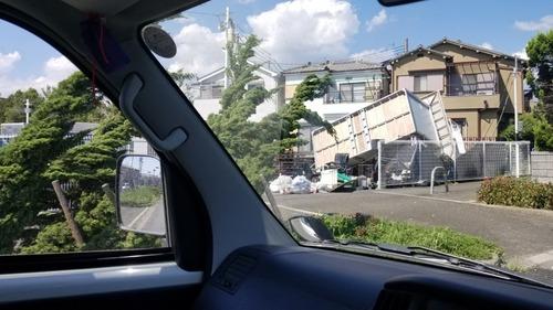 台風21号被害�