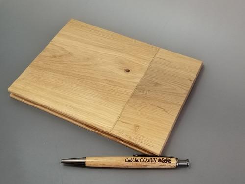 ジェットストリーム芯対応ノック式木製ボールペン〜木輪 kowa〜9