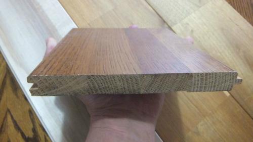 フローリング加工形状 4