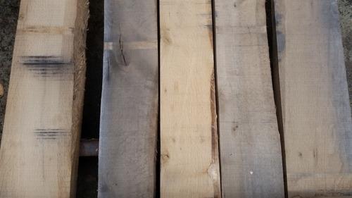 日本の楢(なら)乾燥無垢材 8
