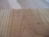 杉板 木表側木目