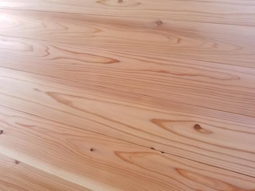 杉埋め節フローリング 2019-3