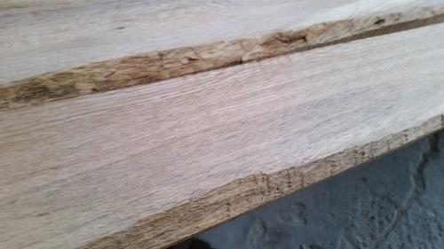 日本の楢(なら)乾燥無垢材 14