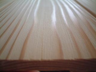 杉純白浮造り羽目板 10