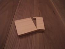 木曽桧木製名刺ケース 2
