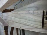 神代欅(ボグケヤキ)加工中 割れ材