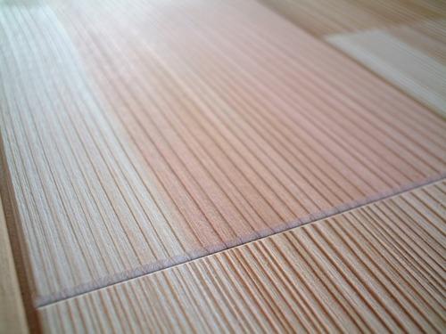 高樹齢! 百年杉柾浮造りフローリング 12