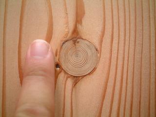 杉板目30mm無垢フローリング6
